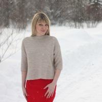 Анкета Анастасия Менива