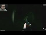 Куплинов испугался монcтра из клипов CyberWave (Rake - инди-хоррор игра на выживание)