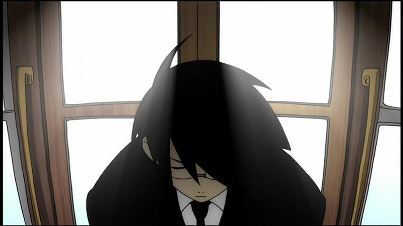 Прощай безрадостный учитель Zoku Sayonara Zetsubou Sensei Сезон 2 серия 1 AsumaMorra
