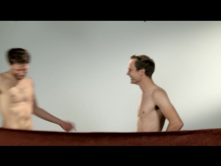 Guy Friends See Each Other Naked For The First Time
