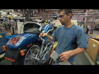 Мегазаводы Харлей-Дэвидсон / Harley Davidson V-Rod
