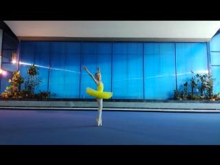 Вариация < Феи Канареек > из балета Спящая Красавица .