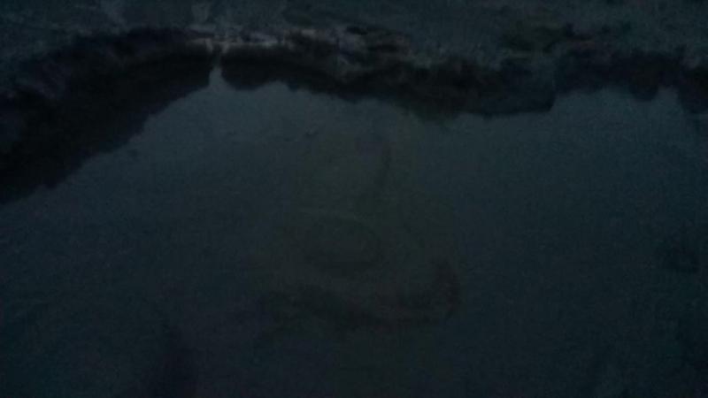 Те самые страшные нефтяные вулканы Гобустана ))