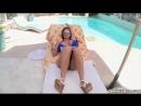 Ava Addams - Blue Bikini Bust