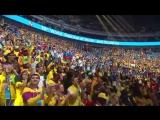 Владимир Путин принял участие в торжественной церемонии открытия XIX Всемирного фестиваля молодёжи и студентов.