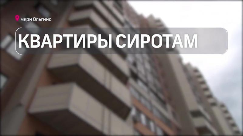 Ремонт квартир для детей-сирот от компании Новострой-Комфорт в ЖК Ольгино Парк