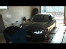 Чип тюнинг с замером мощности BMW 318i F30 LCi