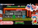 Игра Черепашки Ниндзя Турнир Бойцов Денди Teenage Mutant Ninja Turtles Tournament Fighters NES