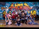 HTR Valky/Just Dance/ Наброски, хореография/2017
