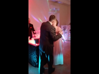 Розовая свадьба племянницы моего мужа...30 апреля 2017 года