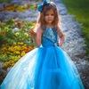 Детские нарядные платья от CarneVale