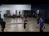 Choreography by Sasha Putilov (N'sync It's tearing up my heart) sel2