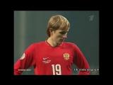 Россия 2:1 Англия / 17.10.2007