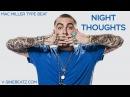 V-Sine Beatz - Night Thoughts (Mac Miller x Dom Kennedy Type Beat)