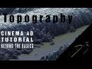Tutorial: Cinema 4D / Topography Model [Beyond the Basics] ; D-3