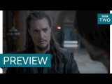 Alfred's mistrust of Uhtred - The Last Kingdom Series 2 Episode 6 Preview - BBC Two