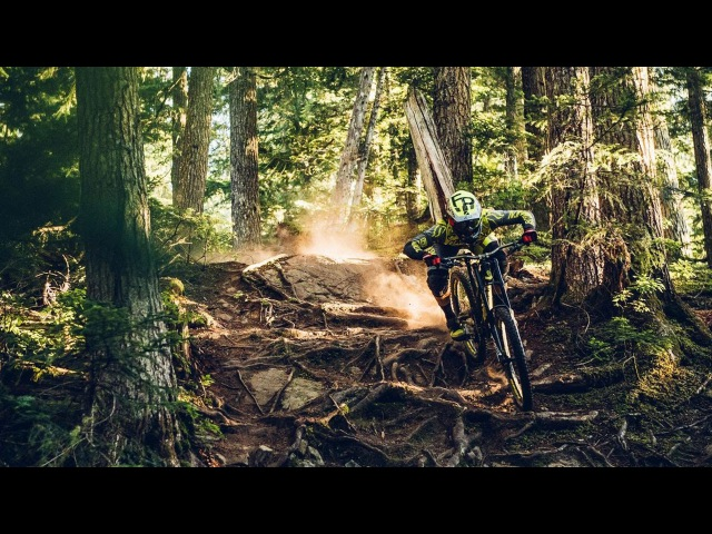 Rémi Thirion Gets Loose and Wild in Whistler | Sound Of Speed