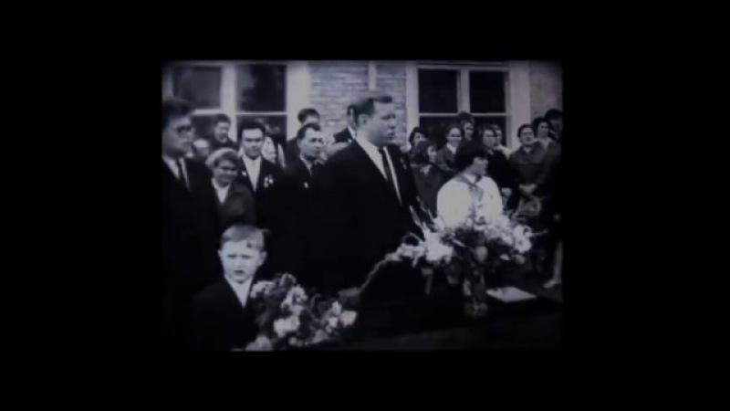 Фильм о Вельске. Ленинградская студия документальных фильмов 1971 г.