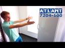 Морозильник АТЛАНТ 7204-100, что скрывается внутри? Морозильник ATLANT