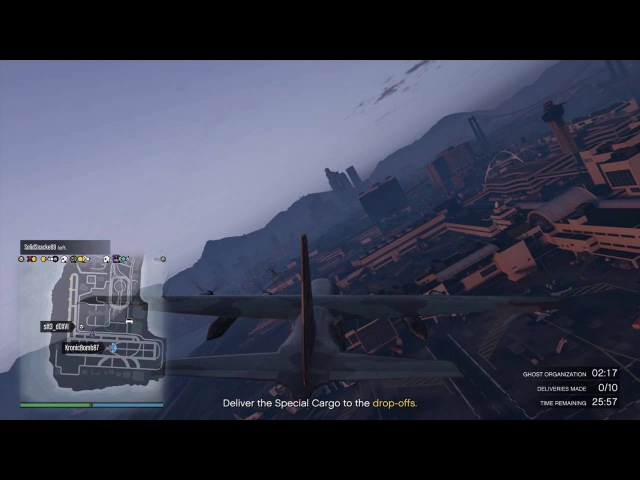 Grand Theft Auto V CEO selling mission 2.77M full lobby