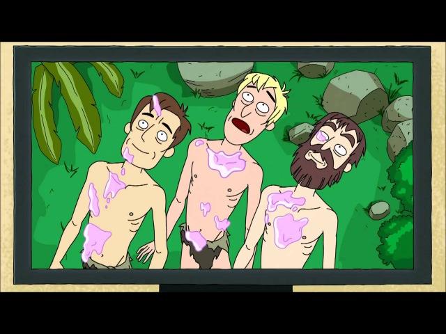 Rick and Morty Turbulent Juice