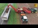Neuer mobiler GRIMME Clean Loader RH Combi Schüttbunker - Überladetechnik u.a. für Kartoffeln