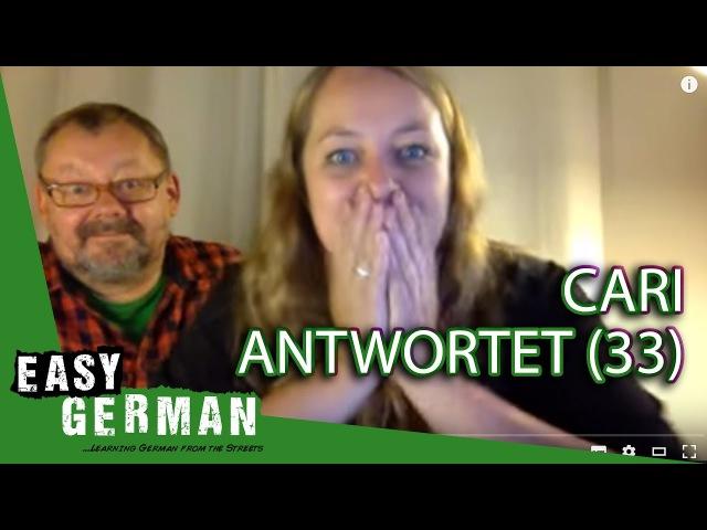 Cari antwortet (33) - Livestream Test | Update USA Tour 10.10. - 04.11.2016
