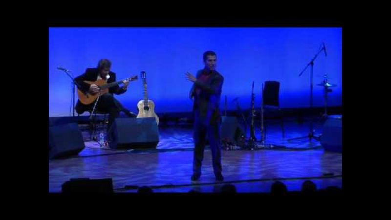 Juan Martin's Flamenco Dance Ensemble Live @ The Barbican 2009 - Farruca