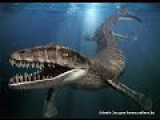 Динозавры. Морские чудовища. Сражения динозавров. Документальный фильм.