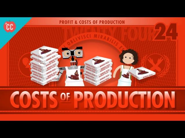 Revenue, Profits, and Price: Crash Course Economics 24