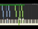 Frozen - Let it Go (Piano tutorial with Idina Menzel)