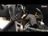 Установка автомагнитолы Jencord Volkswagen Passat