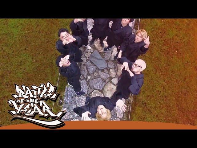 The Crews Body Carnival (Japan) - BOTY Finals 2016 [BOTYTV]