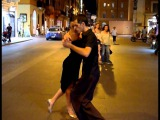 Fantastic Argentinian Tango Street Dance Accompanied By Armik's Lovely Music (Tropical Breeze)