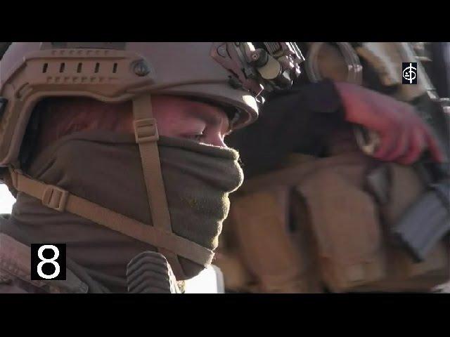 Les Forces Spéciales françaises contre l'Etat islamique en Irak (reportage)