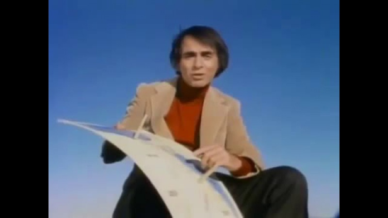 Carl Sagan - How We Know The Earth Is Round