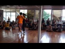 Baiao in Lisboa Festival 2016 - workshop with Aleksei Pak and Nastya Petrova