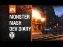 World of Tanks Console - Halloween Dev Diary