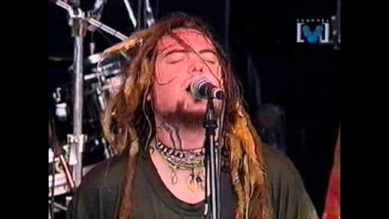Soulfly - no hope = no fear (live)
