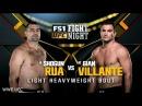 UFC Fight Night 106 Shogun Rua vs Gian Villante best moments