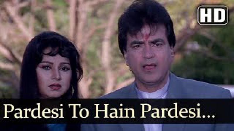 Pardesi Tu Hai - Rekha - Randhir Kapoor - Jeetendra - Rakesh Roshan - Mother - Hindi Song