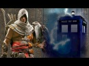 Assassin's Creed Origins Easter Egg - The TARDIS from Doctor Who