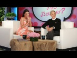 Lea Michele Plays Who'd You Rather