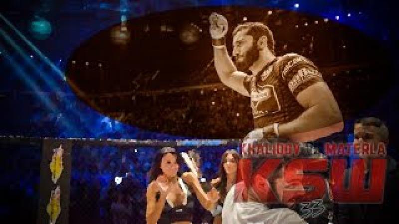 Мамед 'Ганнибал' Халидов 6 самых быстрых досрочных побед в карьера