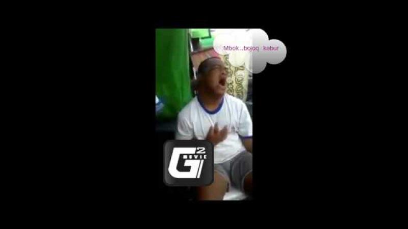 Heboh Video amatir Pemuda ingin mengakhiri hidup