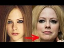 Avril Lavigne Change from childhood to 2017