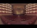 Панорамная прогулка по Большому театру видео 360