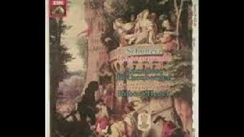 Franz Schubert . Rosamunde, la princesse de Chypre. Complète