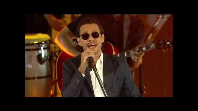 [HD] Marc Anthony - Vivir Mi Vida (Live At Somos Live 10/14/2017)