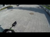 Один день из жизни мотоциклиста/На мотоцикле до Универа